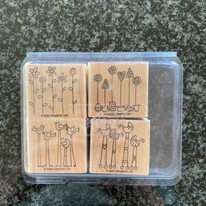 Stampin Up Simple Somethings Stamp Set